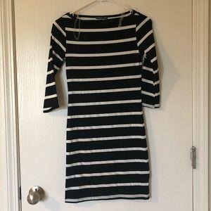 NWT Soft Striped Dress